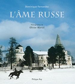 Livre l'âme russe - Olivier Martel