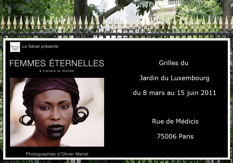 Exposition Femmes éternelles - Olivier Martel