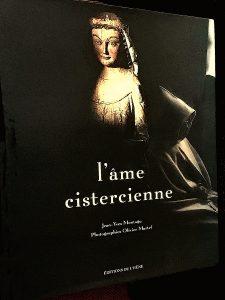 Couverture l'Âme Cistercienne - Olivier Martel - Photographe - 1999